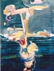 Bodegón, óleo/lienzo, 1997