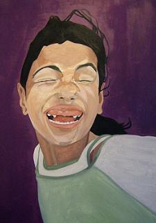 Bushara, óleo/lienzo, 2005