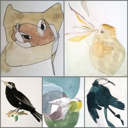 collage animales 4 gris 273 kb