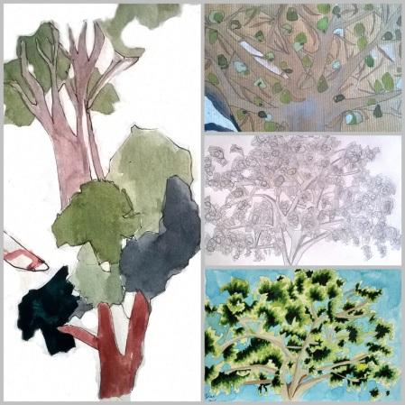 collage arboles 2