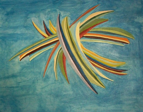 Estrella, óleo/lienzo, 2002