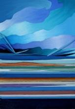 Óleo y madera7tabla, 25 x 35, 2006