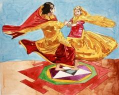 Danza Gidha
